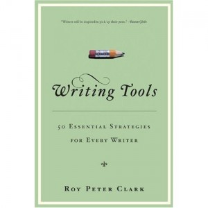 Buchcover: Writing Tools von Roy Peter Clark